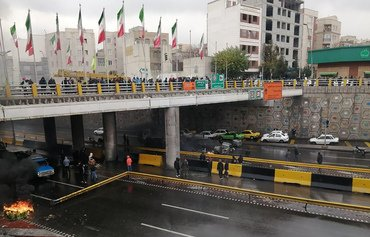 Iran 'deliberately' suppressing death, arrest tolls: HRW