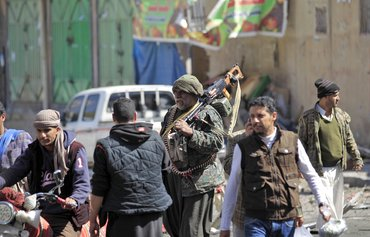 Fearing local unrest, Houthis tighten security in Sanaa