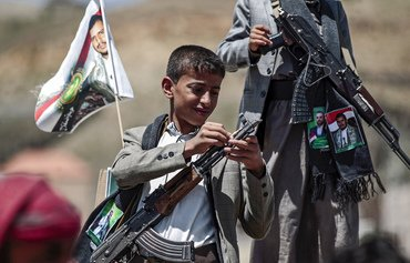 Report shows thousands of Houthi violations in Sanaa