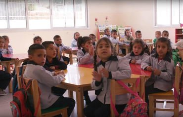 In Lebanon, Syrian refugees return to school despite challenges