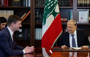 Roadblocks across Lebanon as anger rises over PM pick