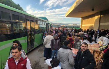 Syrian refugees repatriated from Lebanon
