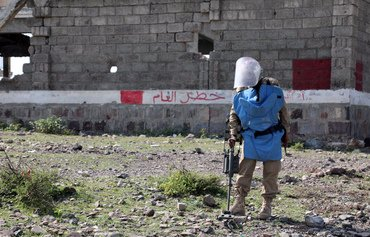 Houthi-planted mines target Yemeni families in al-Dhale