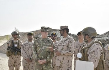 UAE, US forces conclude 'Iron Union 12' drill