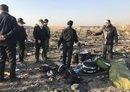 إيران تسعى جاهدة لاحتواء تداعيات الكارثة الجوية
