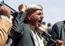 مقتل اثنين بينهم طفل في هجوم صاروخي حوثي باليمن