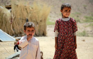 Houthis' violence triggers new wave of displacement