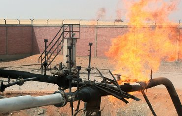 ISIS claims attack on North Sinai gas pipeline