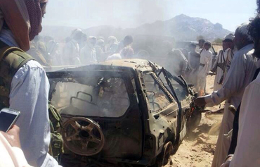 Al-Qaeda leader in Yemen targeted in US airstrike