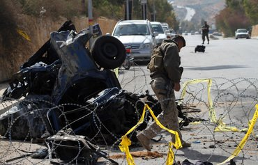 3 Lebanese soldiers killed in 'ambush': army