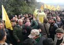 Hizbullah's human losses in Syria anger base