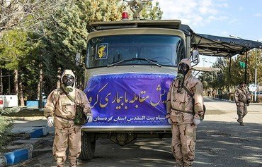 Iranian regime faces 'crisis of legitimacy' as coronavirus spreads
