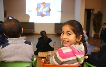 Lebanon centre empowers Syrian refugee children to succeed