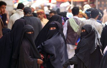 Yemen's women abused amid 'storm of war', report says