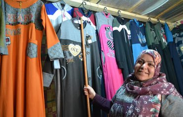 Syrian refugee women find business success in Lebanon
