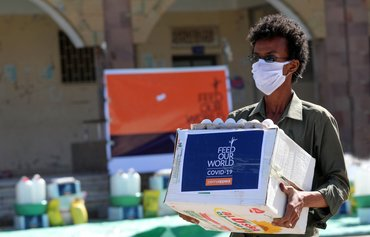 Yemen appeals for help as COVID-19 cases rise