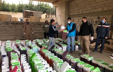 Lebanon welcomes $13.3 million US aid to help combat COVID-19