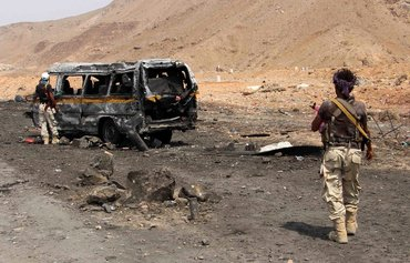 Shibam security chief killed in terror attack