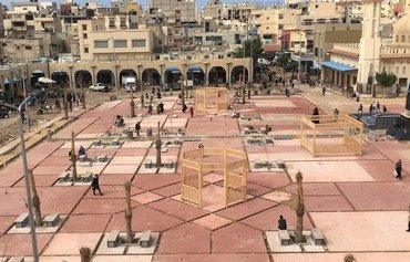 Development projects contributing to improved security in Sinai