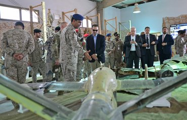 Arab coalition intercepts Iranian arms shipments bound for Houthis