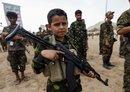 الحوثيون يفتتحون مخيمات صيفية رغم تفشي كوفيد-19
