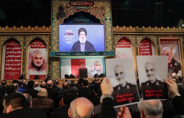 Nasrallah serves Iran at Lebanon's expense: experts