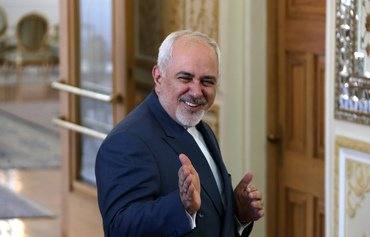 Bots artificially enhance Zarif's Twitter presence