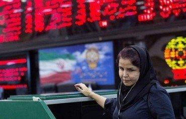 La récente hausse de la bourse iranienne témoigne d'une «fausse prospérité»