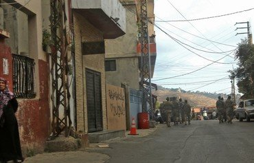 Blast rocks Hizbullah site in south Lebanon