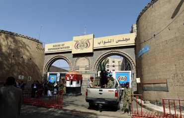 Houthis employ retaliatory justice in 'absurd' court proceedings