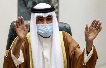 أمير الكويت الجديد يؤدي اليمين الدستورية بعد وفاة حاكم البلاد