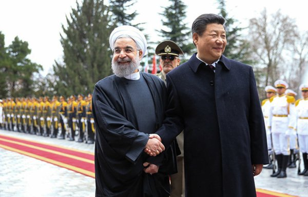 Investing in Iran amid US sanctions: a loss for China