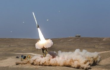 Iran tests home-made air defence systems