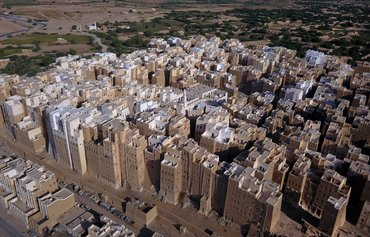 Yemen's ancient city of Shibam risks collapse