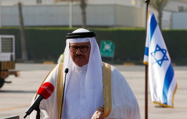 Bahrain Foreign Minister in Israel on first official visit