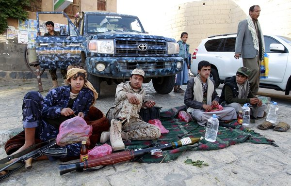 Houthis turn to drug smuggling as sanctions target Iran