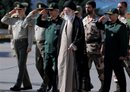 Lacking gravitas, religious credentials, Khamenei uses IRGC to hold power