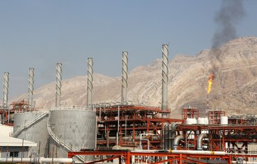 Risking sanctions, China begins drilling in Iran's South Pars field